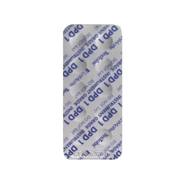DPD1 tabletta SCUBA II-höz