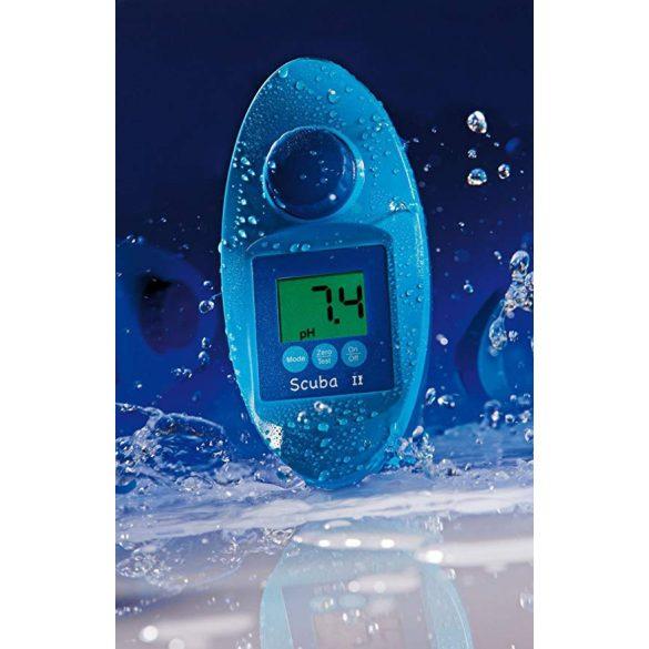 SCUBA II digitális vízelemző magánmedencékhez