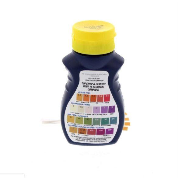 Aquachek pH Cl 50 db tesztcsík