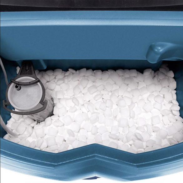 Nagytisztaságú sótabletta vízlágyító berendezésekhez