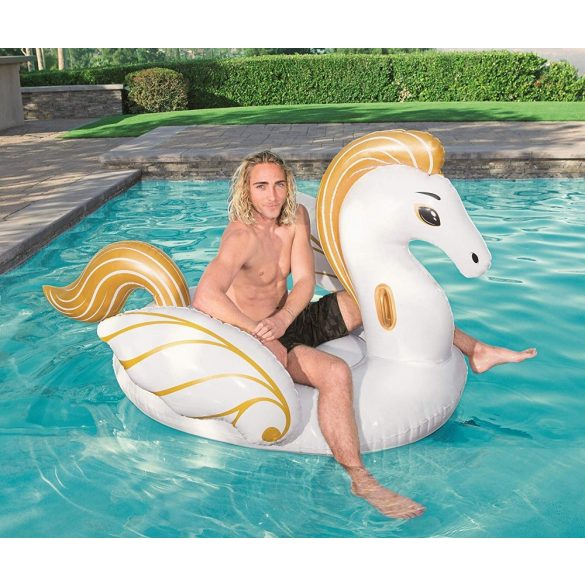 BESTWAY Luxury Pegasus úszó sziget pegazus 231 x 150 cm (41118)