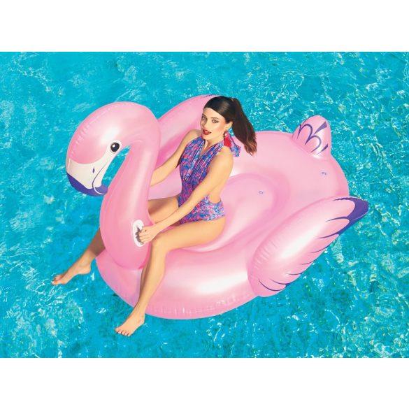 BESTWAY Luxury Flamingo úszó sziget flamingó 173 x 170 cm (41119)
