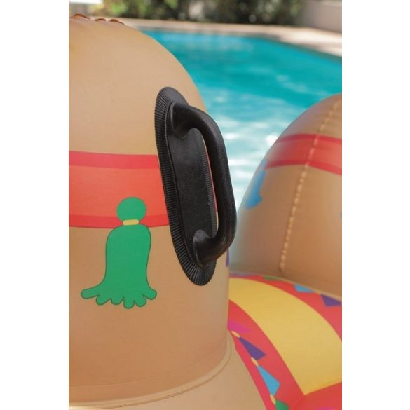 BESTWAY Camel Pool Float úszó sziget teve 221 x 132cm (41125)