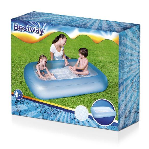 BESTWAY Aquababes Pool medence kék 165 x 104 x 25cm (51115)