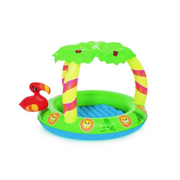 BESTWAY Friendly Jungle Play Pool pancsoló 99 x 91 x 71cm (52179)