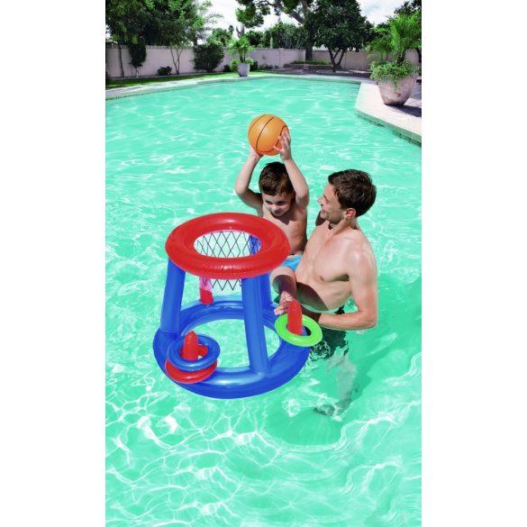 BESTWAY Pool Play Game Set úszó célbadobó D61cm (52190)