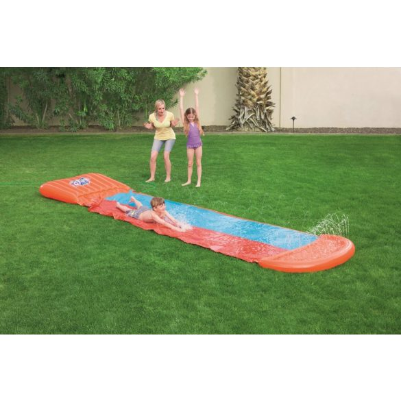BESTWAY Double Slide csúszda 549 x 250cm (52255)