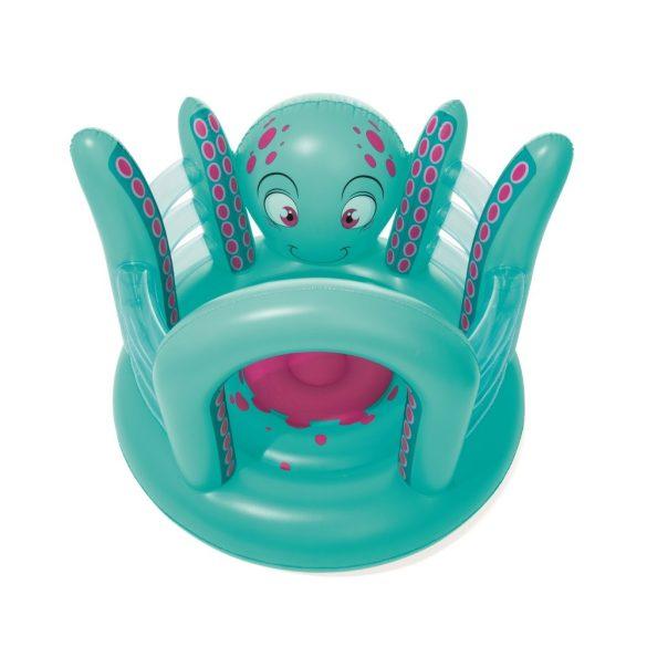 BESTWAY Octopus Bouncer polipos ugrálóvár 142 x 137 x 114cm (52267)
