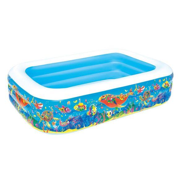 BESTWAY Play Pool családi medence 229 x 152 x 56cm (54120)