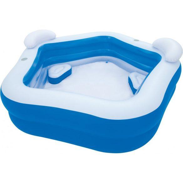 BESTWAY Family Fun Pool családi medence 213 x 206 x 69cm (54153)