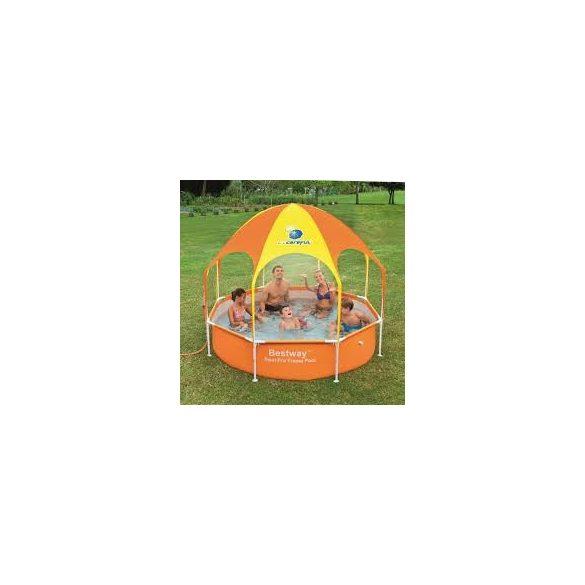 BESTWAY Splash-in-Shade Play Pool medence D2,44m x 51cm (56432)