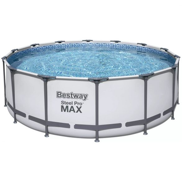 BESTWAY Steel Pro MAX Set medence D4,57m x 107cm (56488)