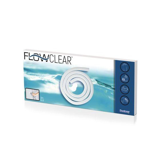 BESTWAY vízforgató gégecső 3m - 32mm (58369)