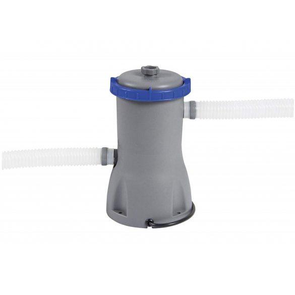 BESTWAY FlowClear, Papírszűrős vízforgató 1,8m3/h (58383)