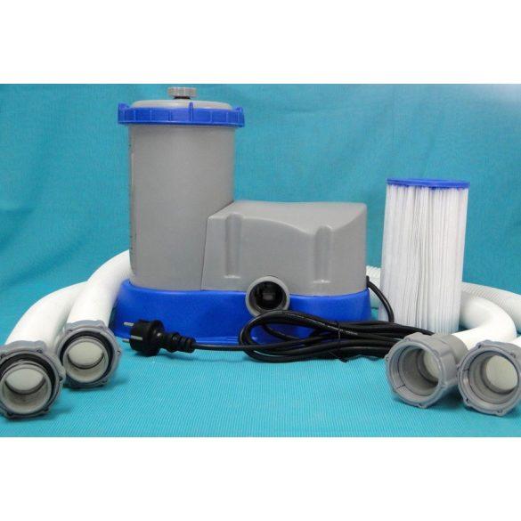 BESTWAY FlowClear, Papírszűrős vízforgató 4m3/h (58389)