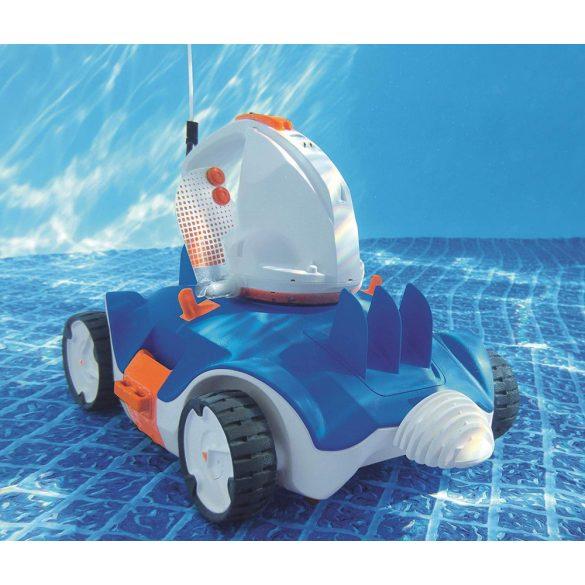 BESTWAY FlowClear Aquatronix, önjáró akkumulátoros medencetisztító (58482)
