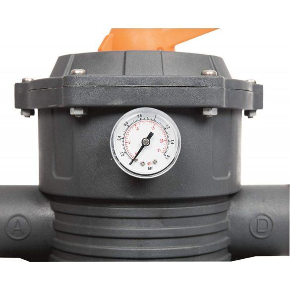 BESTWAY FlowClear, Homokszűrős vízforgató, 6,8m3/h (58499)