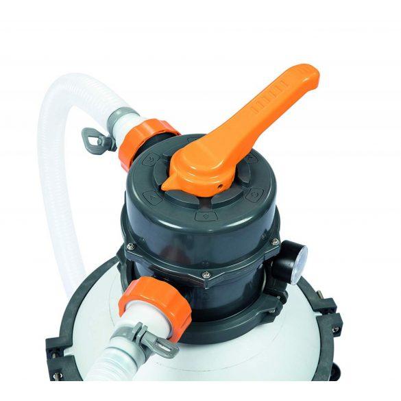 BESTWAY FlowClear, Homokszűrős vízforgató, 2m3/h (58515)