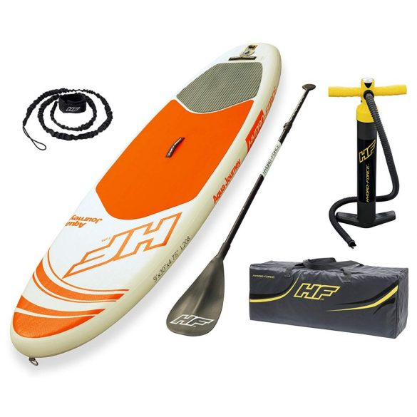 BESTWAY Hydro-Force Aqua Journey SUP evezős deszka 274 x 76 x 15cm (65302)