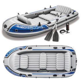 Csónak, kajak, SUP