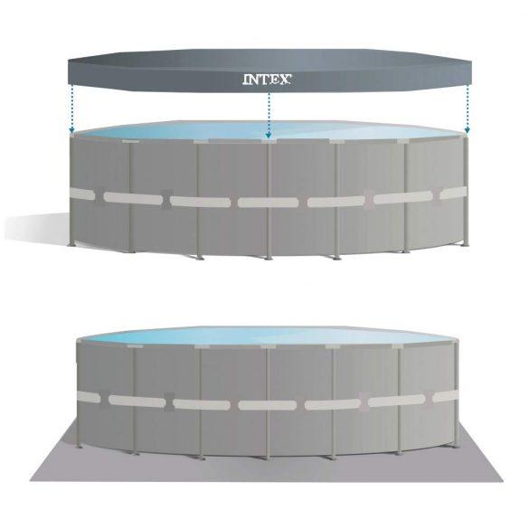 INTEX UltraSet XTR medence D6,10m x 122cm homokszűrővel (26334) 2020-as modell