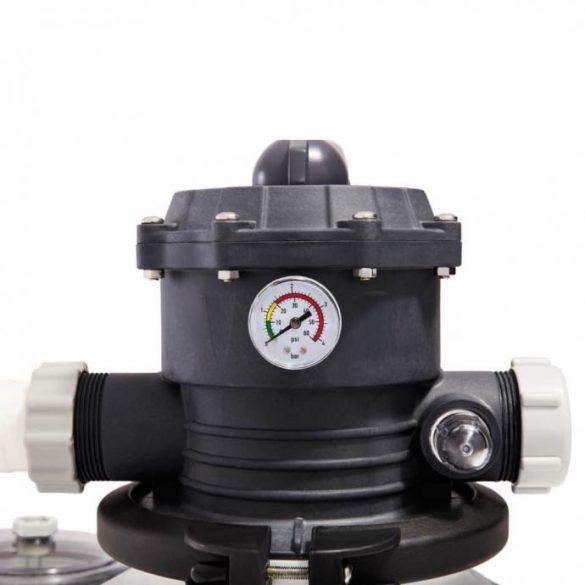 INTEX KrystalSand, Homokszűrős vízforgató, 10m3/h Sóbontó készülék ECO technológiával (26680)
