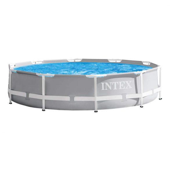 INTEX MetalPrism Pool medence D3,05m x 76cm (26700)