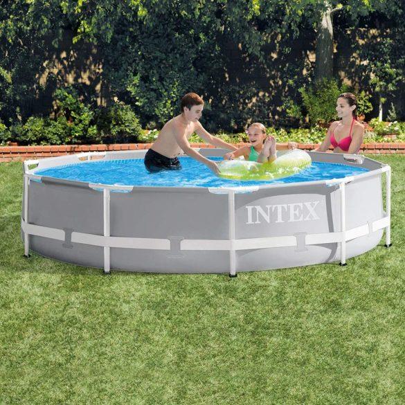 INTEX MetalPrism Pool medence 305 x 76 cm (26700) 2020-as modell