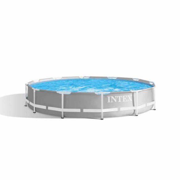 INTEX MetalPrism Pool medence D3,66m x 76cm (26710)