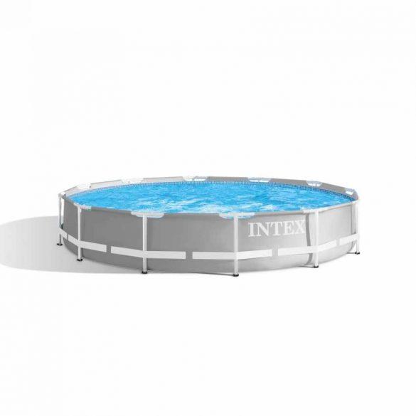 INTEX MetalPrism Pool medence 366 x 76 cm (26710) 2020-as modell