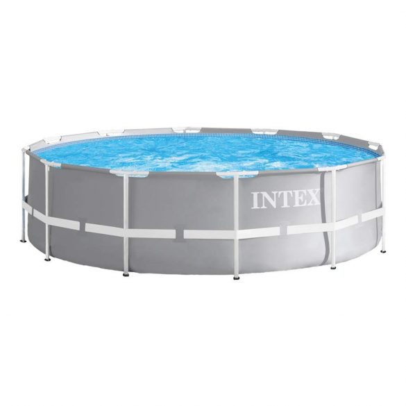 INTEX MetalPrism Set medence D3,66m x 76cm (26712)