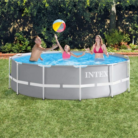 INTEX MetalPrism Set medence 366 x 99 cm (26716) 2020-as modell
