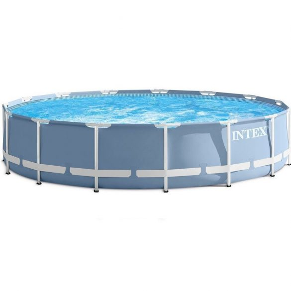 INTEX MetalPrism Pool medence 366 x 76 cm (26710) 2020-as modell