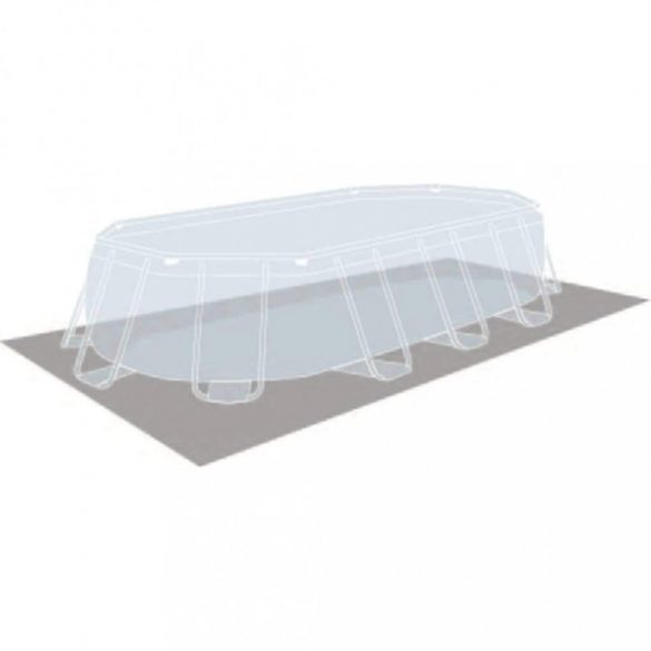 INTEX MetalPrism Set ovális medence 503 x 274 x 122cm (26796) 2020-as modell