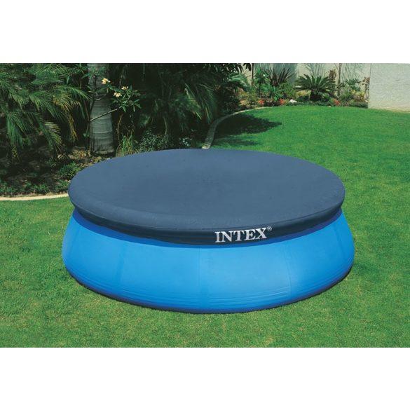 INTEX D4,57m puhafalú medence védőtakaró (28023)
