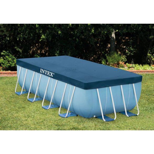INTEX 4m x 2m csővázas medence védőtakaró (28037)