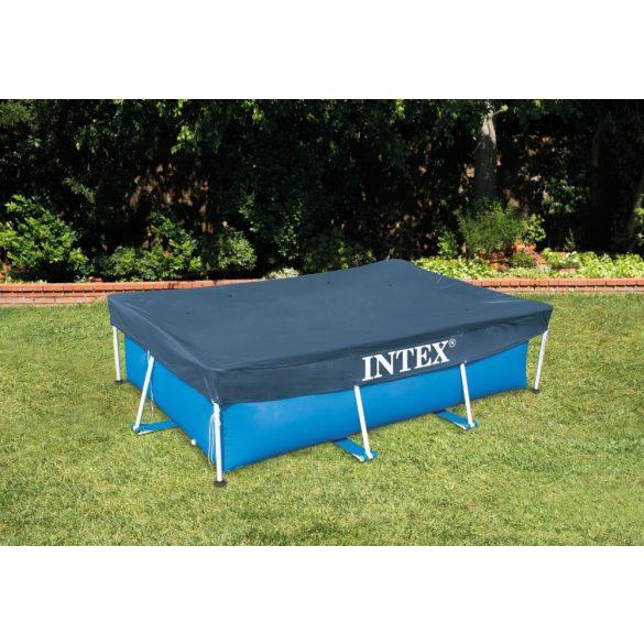 INTEX 4,5m x 2,26m csővázas medence védőtakaró (28039)