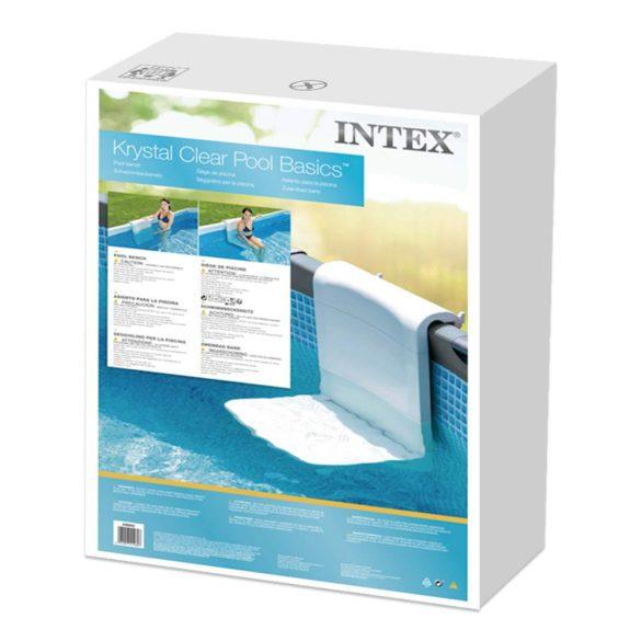 INTEX felhajtható ülőke csővázas medencékhez (28053)