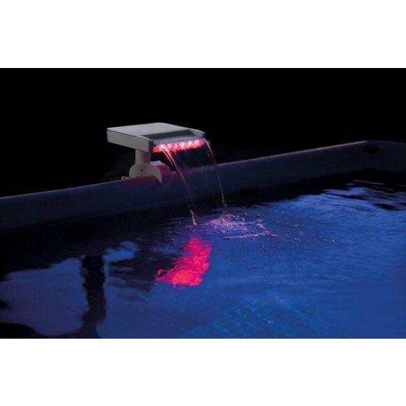 INTEX Három színű LED-es mini vízesés (28090)