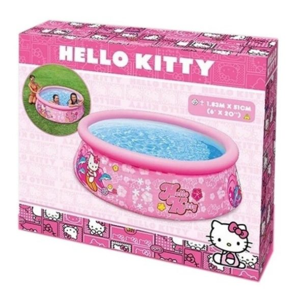 INTEX Hello Kitty Easy Set medence 183 x 51 cm (28104)