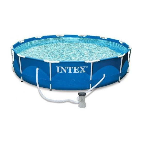 INTEX MetalSet medence D3,05m x 76cm (28202)