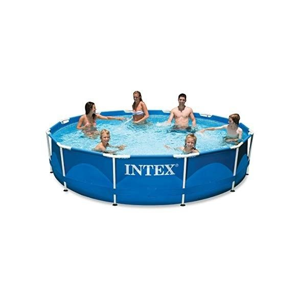 INTEX MetalSet medence D3,05m x 76cm (28202) 2020-as modell