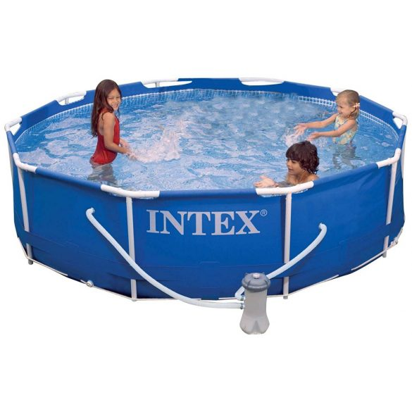 INTEX MetalSet medence 366 x 76 cm (28212) 2020-as modell