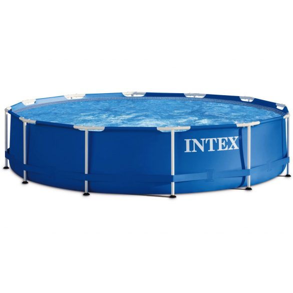 INTEX MetalSet medence D4,57m x 84cm (28240)