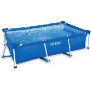 INTEX Metal medence 2,6m x 1,6m x 65cm (28271)