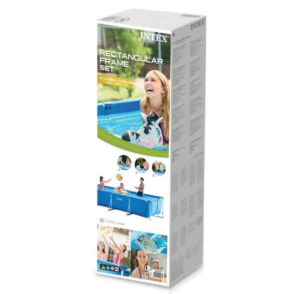 INTEX Metal medence 450 x 220 x 84 cm (28273) 2020-as modell