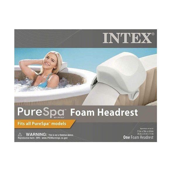 INTEX PureSPA jacuzzi fejpárna, habszivacsból (28505)