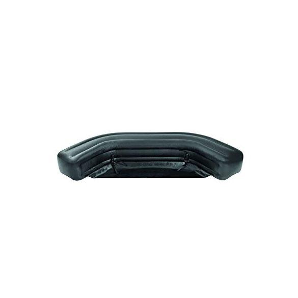 INTEX PureSPA felfújható ülőke Onyx Black Octagon jacuzzihoz, 211 x 66 x 34 cm (28510)