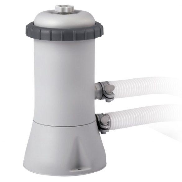 INTEX KrystalClear, Papírszűrős vízforgató 2m3/h (28604)