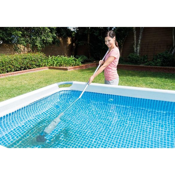 INTEX akkumulátoros medence porszívó (28620)